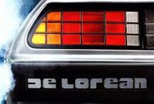 DeLorean DMC-12 / 1981 - 1983