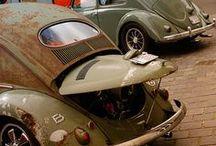 Air-cooled Volkswagen