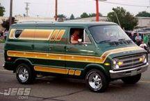 Vannin' (Mopar) / Dodge & Plymouth Van