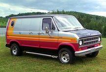Vannin' (Ford) / Ford Van