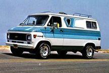 Vannin' (GM) / Chevy & GMC Van