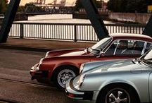 "Porsche 911 ""G-modell"" (1.) / Porsche 911 (and 912E) from 1974 to 1988 - my favorite model."