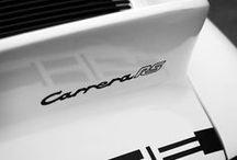 Porsche 911 Carrera RS/RSR / 1973 - 1974