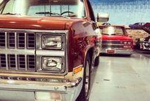 GM Trucks / Chevrolet, GMC