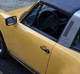 "Porsche 911 ""G-modell"" (2.) / ""top less"" versions of 911 ""G-modell"" - Cabriolet, Speedster and Targa"