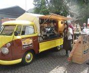Volkswagen Bus (Food Truck)