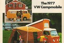 Volkswagen Bus (Westfalia) / Volkswagen Bus (T2b) Westfalia Camper