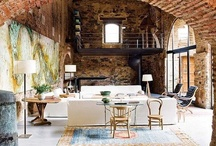 Interiors I can live in / I just see the picture and I know from the first look, I can spend there the rest of my days