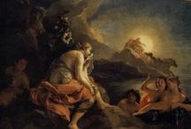 Clizia (Apollo) / e do amor, fez-se flor... do sol, girassol