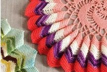 Crochet - Doilies/Table Cloths / by Devonna Lindley Madsen
