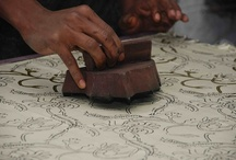 Hand Block Printing- Indian Craft