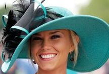 hat and fascinator