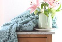 By me / Crochet work by Saskia Laan