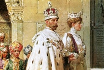 QUEEN MARY AND GEORGE V / by Lorayne Clausen