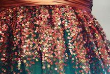 saree and dresses