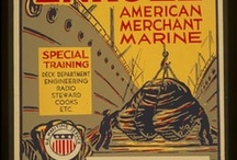 U.S. MERCHANT MARINE / by Lorayne Clausen