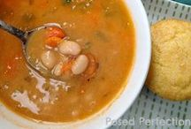 Simple Soups & Salads / Recipes that don't require a culinary degree.