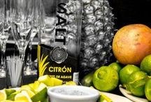 Citrus Specialty Drinks / SALT Tequila is a Naturally Flavored 100% Blanco Agave Tequila.  Our Citrus flavor simply enhances the 100% Agave Tequila while allowing the Tequila taste to come through