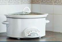Slow Cooker Meals / Crockpot, Casseroles & One Pan Meals