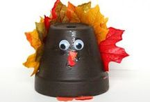 Thanksgiving / Recipes, decorating, crafts and ideas for Thanksgiving