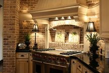 Kitchens / An assortment of kitchens I'd love to call mine...