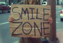 Sourires - Smile / Le sourire est contagieux... si ! si ! vous verrez !!! Regardez ces photos, et au bout d'un moment... vous sourirez à votre tour... :-D