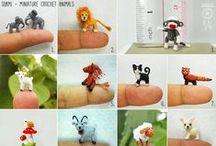 Des créas minuscules !!!!!