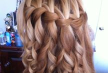 Cute Hair Styles / by Paige Cordell