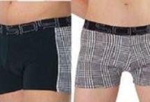 Soy Underwear / Colección interiores caballero Soy