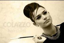 VITO COLAZZO PRODUCTION / Creazioni Vito Colazzo Parrucchieri - via S. Fitto, 124, Maglie (LE) tel. 0836423548