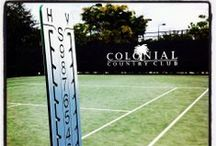 Colonial Tennis