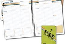 Our Middle School & High School Planners / Success by Design's best planners for middle school and high school students.