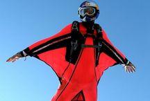 Wingsuit Diving