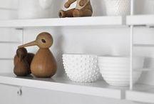 Dekoration / Schöne Deko braucht die Wohnung! Am liebsten skandinavisch und schlicht!