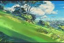 04.consept art/landscape art