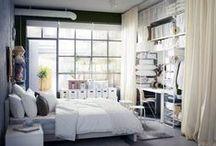 Спальня, идеи, интерьер, дизайн, декор / Спальня – это интимная зона, зона комфорта и релакса. , идеи, интерьер, дизайн, декор, спальня.