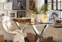 Кабинет и домашний офис, идеи, интерьер, дизайн, декор / Рабочий кабинет и домашний офис в современных квартирах стали обычным делом, идеи, интерьер, дизайн, декор офиса