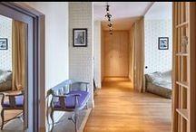 Двушка, трешка, двухкомнатные, трехкомнатные квартиры, идеи, интерьер, дизайн, декор / Золотая середина – так в нескольких словах можно охарактеризовать квартиры от 45 до 90 метров, не очень большие и не слишком маленькие. Двушки, трешки, квартиры-студии, идеи, интерьер, дизайн, декор