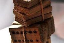 Fa tárgyak / Fából készült csodák