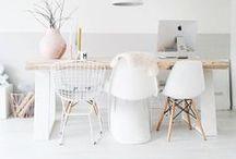 Eames Chair - Einrichtungsideen / Tolle Inspirationen und Ideen, wie du deinen Eames Chair in Szene setzt. Besonders gut wirkt der Design Klassiker in einem skandinavischen Interieur.