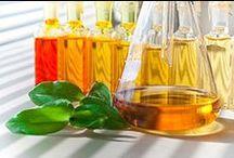 Fatty Oils - Φυτικά έλαια