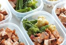 Simple Food Prep / Meals that freeze well