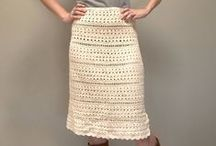 Crochet Adult Clothes