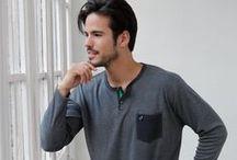 Pijamas Massana para él / Descubre las tendencias en homewear que nos propone Massana para éste otoño/invierno 2016/17