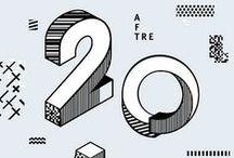 2D / #Graphic #Illustration #Typography