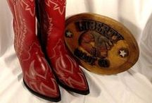 Women's Boots / Women's work boots, motorcycle biker boots, cowboy western boots, hiking and casual boots.