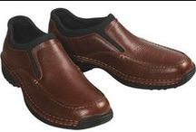 Men's Shoes / Men's shoes, moccasins, loafers, safety toe shoes, and dress shoes.