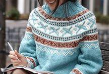 Knitting / Breipatronen divers
