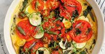 Veggie Power - Vegetarische Rezepte / Mmh, vegetarisch kann so lecker sein! Hier findet ihr leckere vegetarische Rezepte für Pasta, Pizza, Salate und Grillrezepte. Yummy!