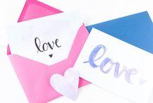 Glückwunschkarten basteln / Glückwunschkarten für verschiedene Anlässe: Geburtstag, Hochzeit, Muttertag...